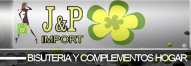 JP IMPORT Importaciones Bisuteria