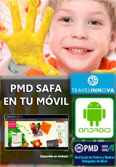 Portal Web PMD SAFA Jerez
