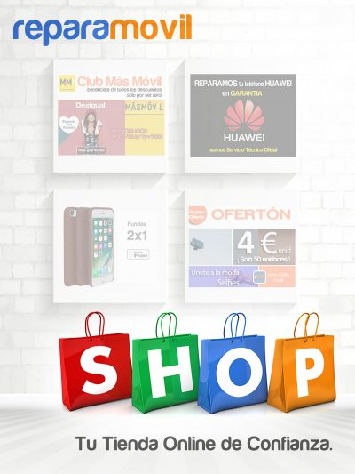 Repramovil Shop, Tu tienda online de confianza
