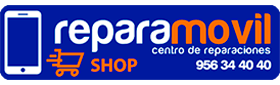 Logo Reparamovil Shop