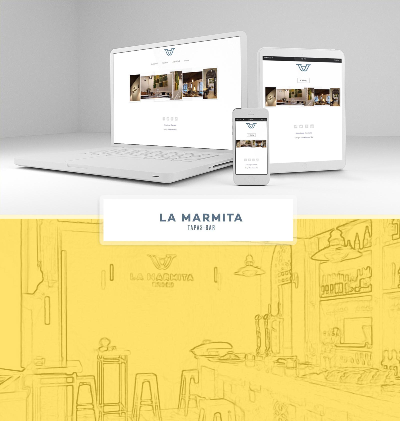 Grupo La Marmita Restauración