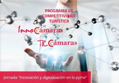 """Jornada """"Innovación y digitalización en la pyme"""